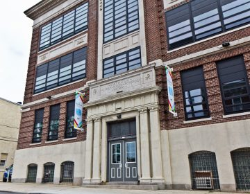 John W. Hallahan Catholic Girls' High School in Center City Philadelphia. (Kimberly Paynter/WHYY)