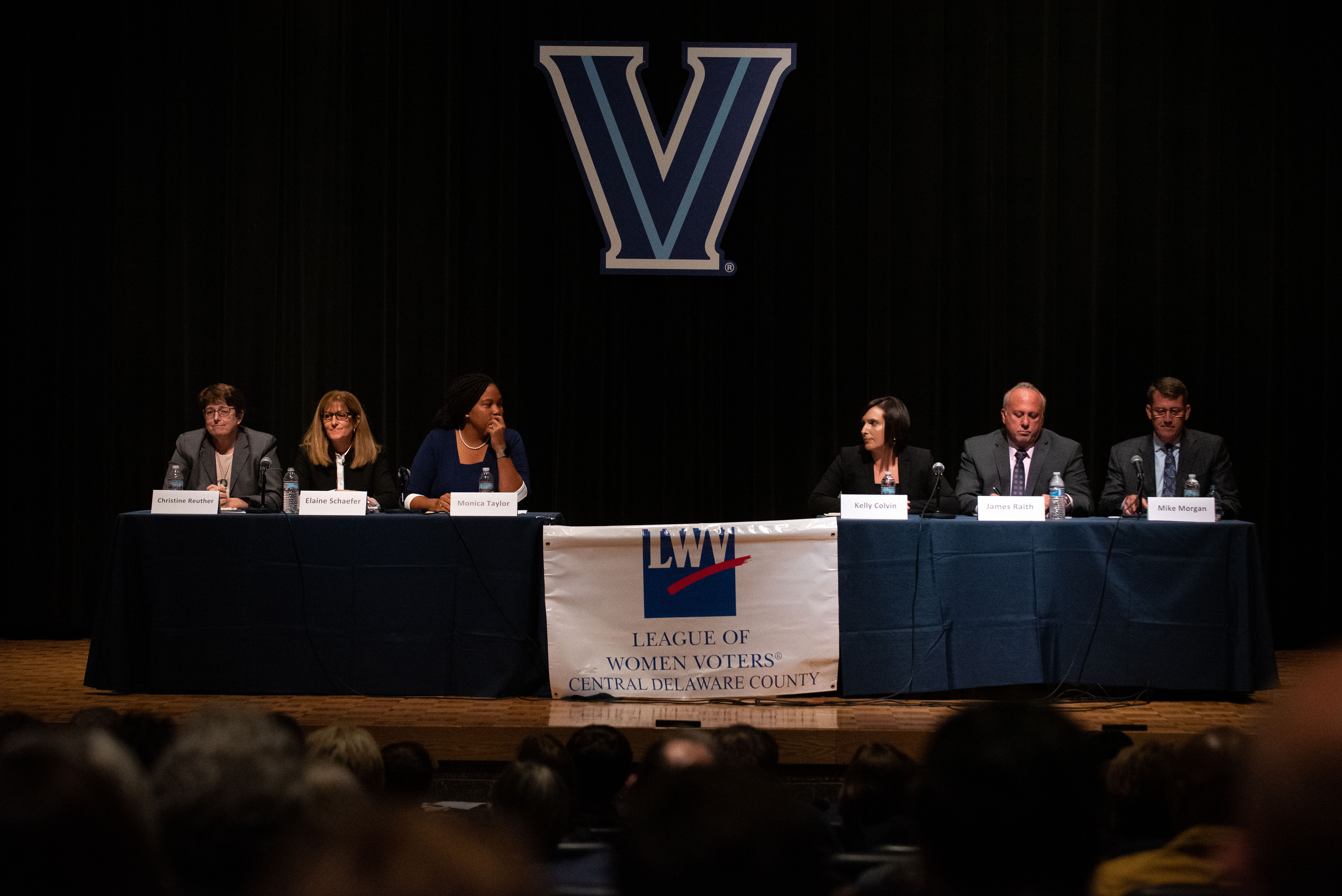 Delco Council candidates debate for first time in testy race