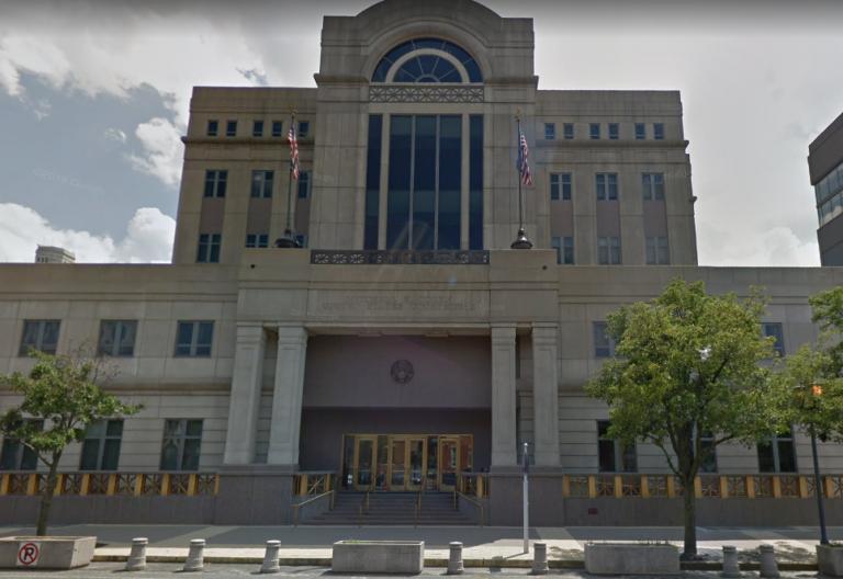 U.S. Courthouse, Camden, New Jersey (Google Maps / https://goo.gl/maps/uHokMxJCW5ESj2ha6)