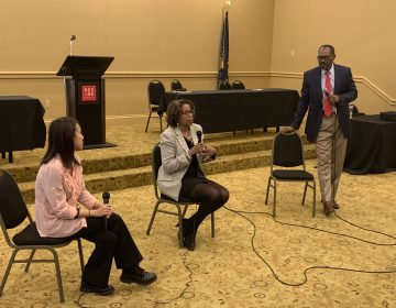 With the 2020 census approaching, black community leaders are brushing up on the best ways to get people counted. (Katie Meyer/WITF)