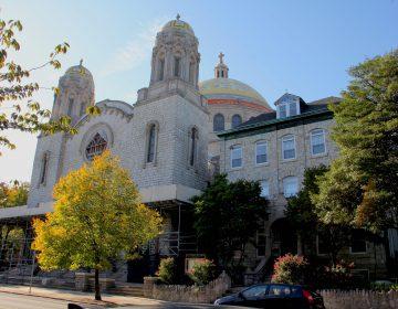 Saint Francis de Sales Church in West Philadelphia. (Emma Lee/WHYY)