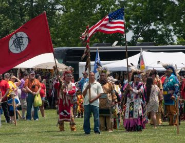 Nanticoke Lenni-Lenape Tribal Nation (Courtesy of Cultural Heritage Partners)