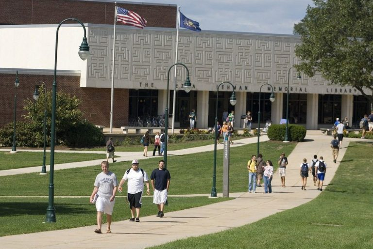 With 95,802 students enrolled, the State System of Higher Education now has about the same enrollment as it had 20 years ago, according to the official fall semester student count released on Tuesday. At Shippensburg University (shown here), enrollment declined by 312 students this year, for a total of nearly 6,100. (Dan Gleiter/PennLive)