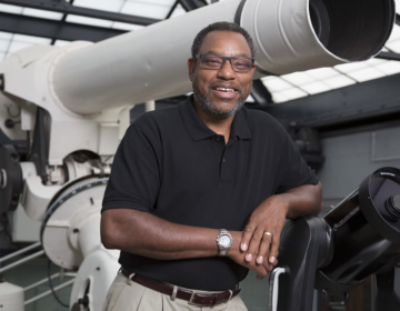 Derrick H. Pitts has been named one of the 50 Most Important Blacks in Research Science and will receive the Philadelphia Public Relations Association's 2019 Gold Medal Award. (Provided)
