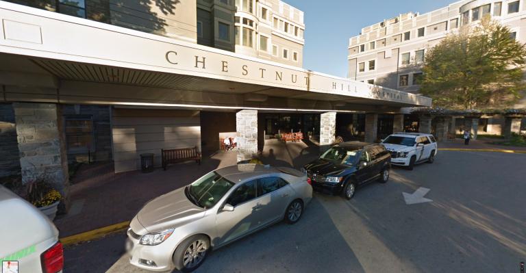 Chestnut Hill Hospital (Google Maps)