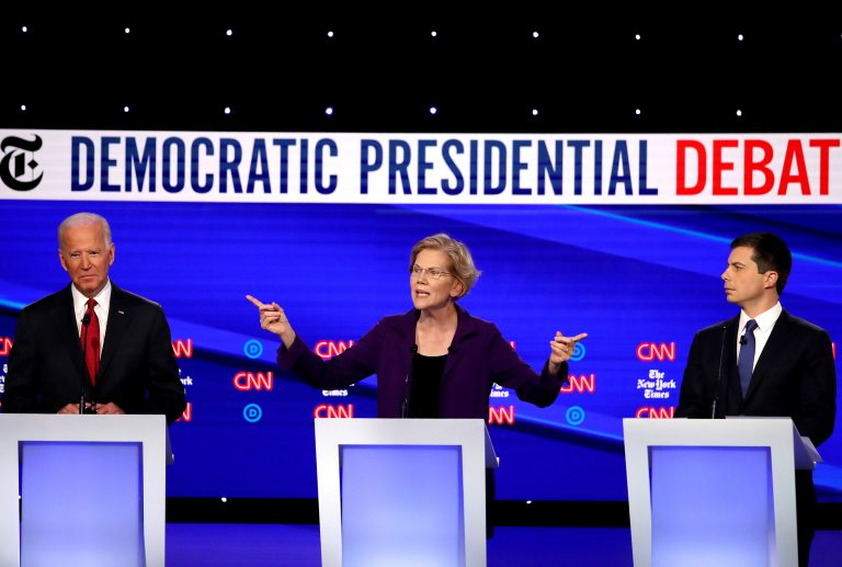 6 takeaways from the 4th Democratic presidential primary debate
