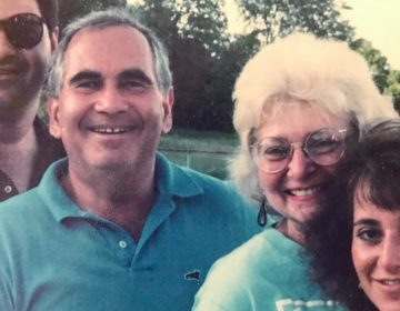 The Feldsteins in 1983 (from left to right): Michael, Bernie, Barbara and Vickie. (Courtesy of the Feldstein family)