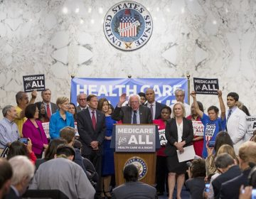 Several Democrats running for president in 2020 support some version of Medicare for all. (Andrew Harnik/AP Photo)