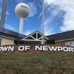The town of Newport has long been diverting funds it's legally required to send to the state for crime victims. (Cris Barrish/WHYY)