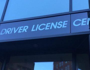 The PennDOT Driver License on Smithfield Street in Pittsburgh. (Katie Blackley/WESA)