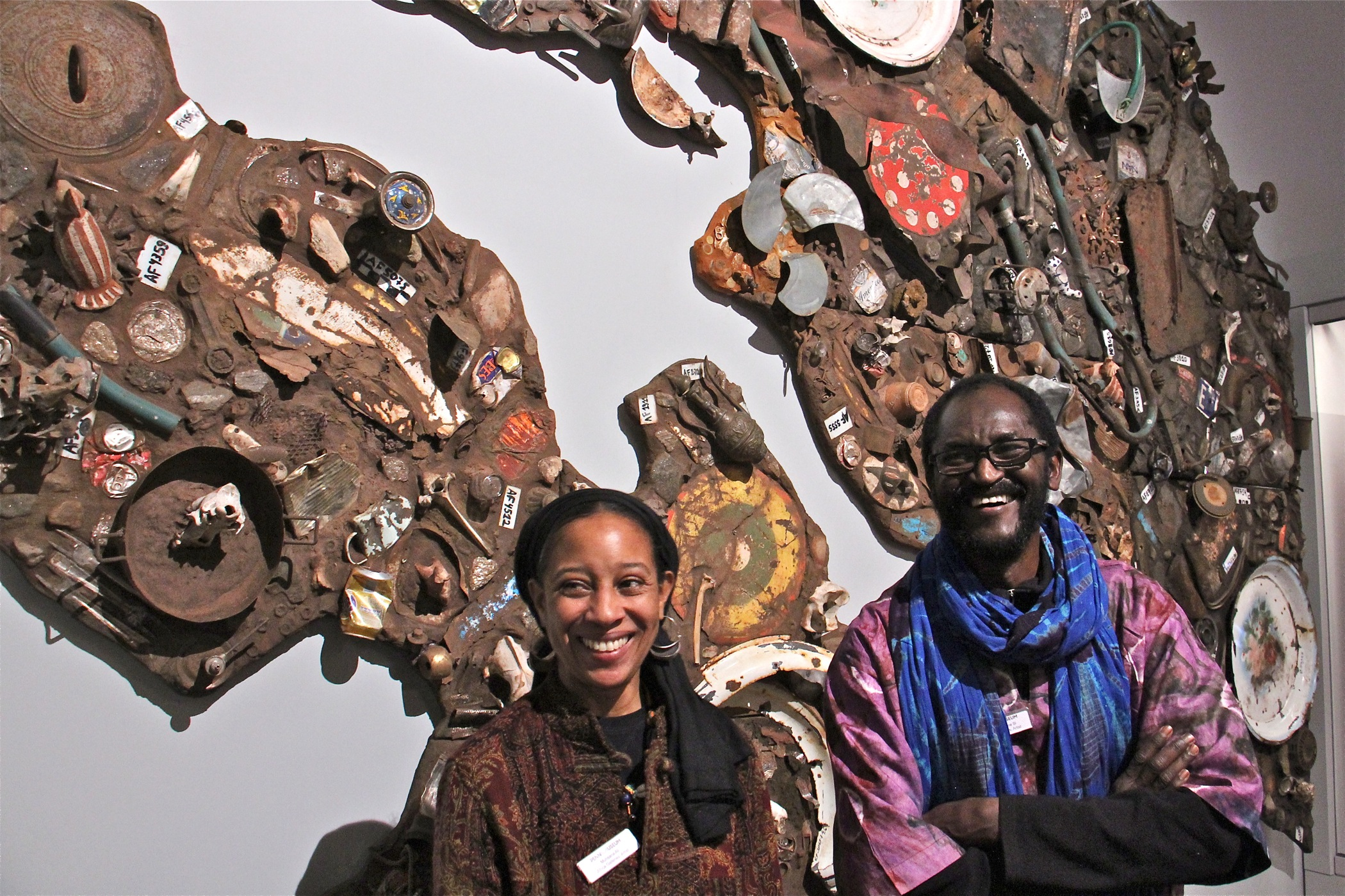 Penn Museum reimagines its African, Central American galleries with a modern view - WHYY