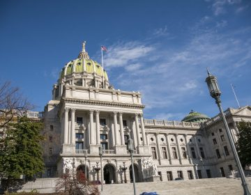 The Pennsylvania State Capitol is seen in this file photo. (Tom Downing/WITF)