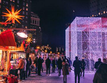 Christmas Village (Courtesy of Aversa PR)