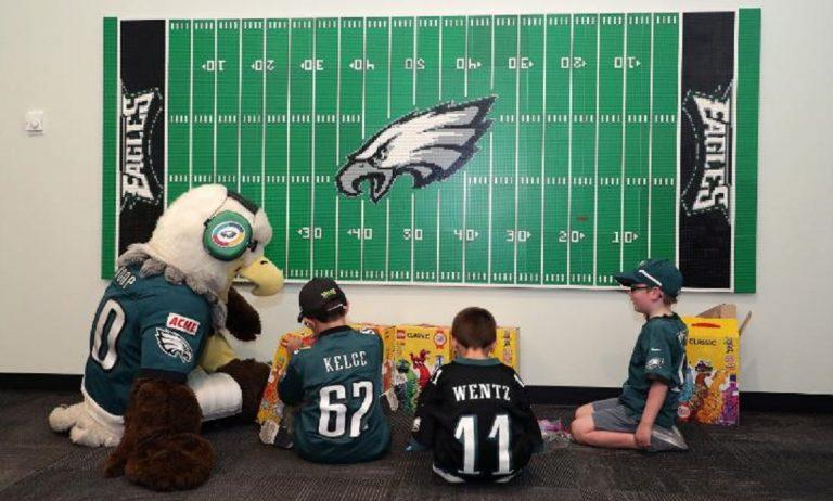 (photo credit, Philadelphia Eagles)