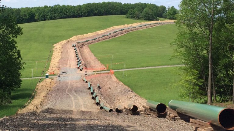 PennEast's bid to condemn state-owned properties as part of its plan to build a pipeline was blocked by a lower court. (Twenty20/NJ Spotlight)