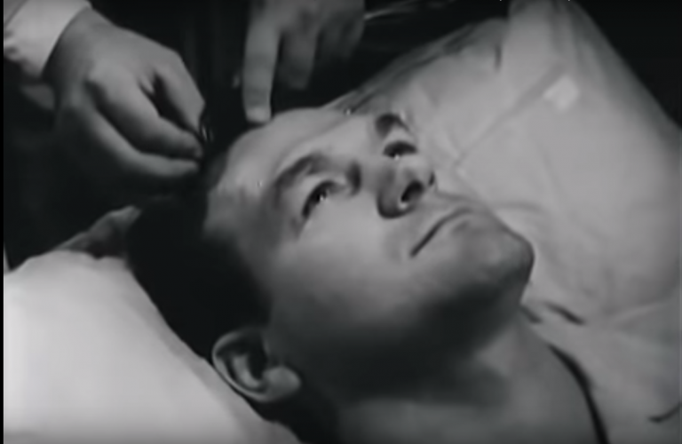 From 1955, artist William Millarc takes part in an LSD experiment alleged to have been part of the MK-ULTRA program.