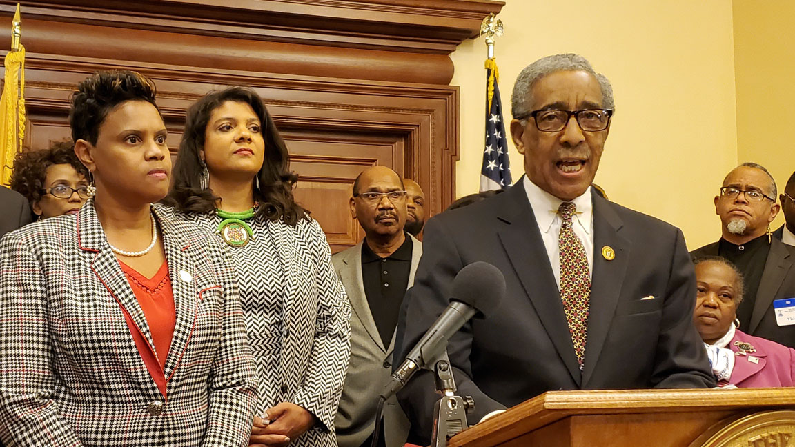 Lawmakers propose task force to explore the possibility of reparations for Black N.J. residents