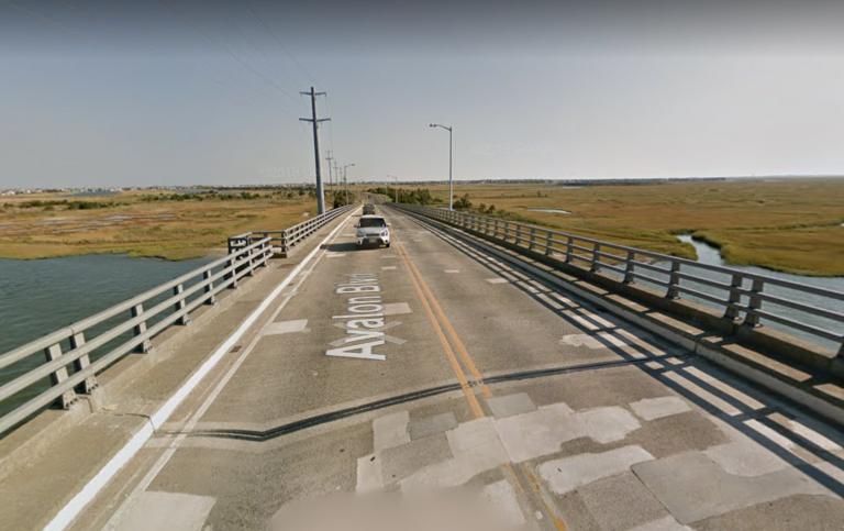Ingrams Thorofare Bridge (Google Maps)