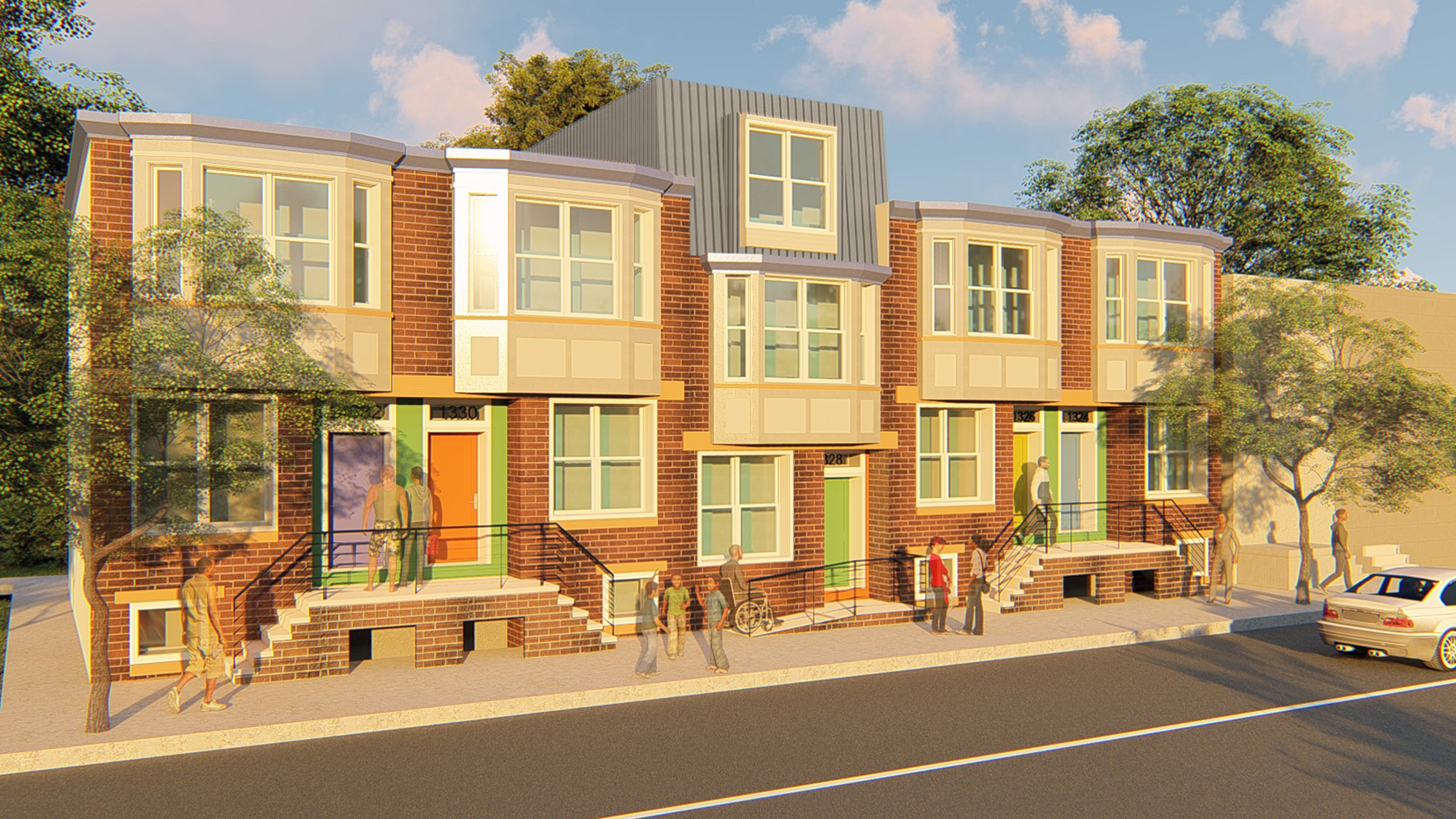 Affordable forever? A new kind of housing comes to South Philadelphia