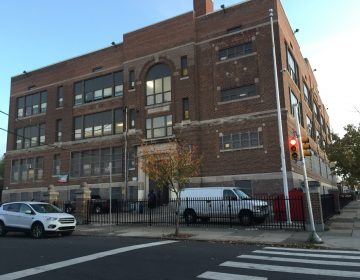 T.M. Pierce School in North Philadelphia (Avi Wolfman-Arent/WHYY)