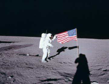 From NASA: Apollo 12 commander Charles