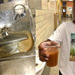 Photos taken by two former teachers at Frederick Douglass Mastery Charter School show water drawn from drinking fountains at the school in June of 2016. (Photos provided)
