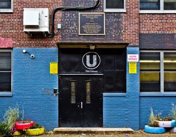 The U School on N 7th Street in Philadelphia. (Kimberly Paynter/WHYY)