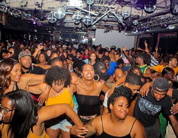 A DJ Lean Wit It party at Warehouse on Watts in July (Instagram/@djleanwitit)