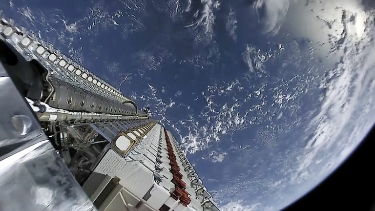 SpaceX's Starlink mission