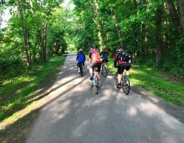 Montgomery County is investing in trails to connect the region. (Montgomery County)