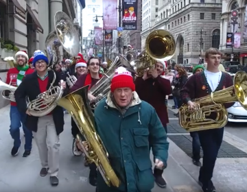 Tuba Christmas (Youtube/Kimmel Center)