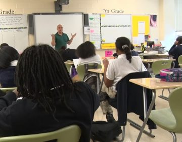 A new report from the Thrive NJ Coalition found three-quarters of parents and students want more time spent on sex ed in schools. (Courtesy of NJTV News)