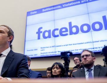 Facebook CEO Mark Zuckerberg testified before a House Financial Services Committee hearing on Capitol Hill in Washington, D.C., in October. Under pressure from lawmakers and civil rights groups, the company has updated its policies to address census interference. (Andrew Harnik/AP Photo)