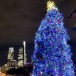 The city's landmarks, neighborhoods and entertainment destinations go all out to celebrate the holidays. (Mark Henninger for Billy Penn)