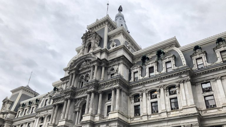 City Hall in Philadelphia