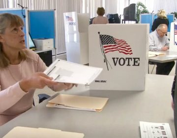 Montgomery County voters will using a new voting system this year. Paper ballots will be filled out and then fed into a scanning machine where they will be read and stored. (Courtesy of Montgomery County)