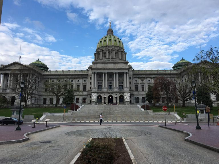 Pennsylvania's House Judiciary Committee passed a bill Monday, Dec. 9, 2019, to change the state's probation rules. (Patrick Doyle/90.5 WESA)