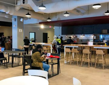 REC Philly is 'not a coworking space' inside the new Gallery mall LAYLA A. JONES / BILLY PENN