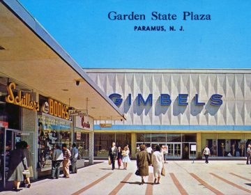 Postcard of Garden State Plaza, circa 1968 (Ryan Khatam/Flickr)