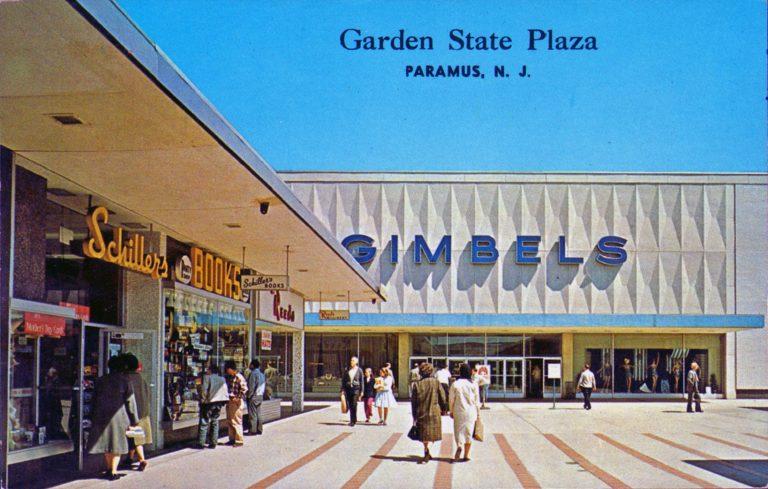 Postcard of Garden State Plaza, circa 1968 (Ryan Khatam/Flickr)