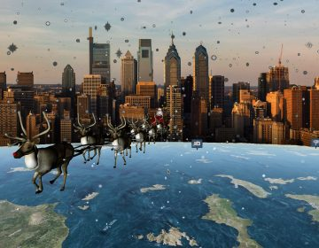NORAD's Santa tracker is powered by Philly BILLY PENN ILLUSTRATION