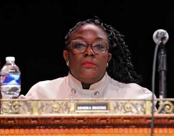 Philadelphia City Councilmember Kendra Brooks. (Emma Lee/WHYY)