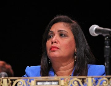 Philadelphia City Council member Maria Quinones Sanchez. (Emma Lee/WHYY)