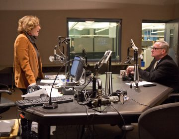 Mayor Jim Kenney was a guest on Radio Times on Jan. 7, 2020. (Kimberly Paynter/WHYY)