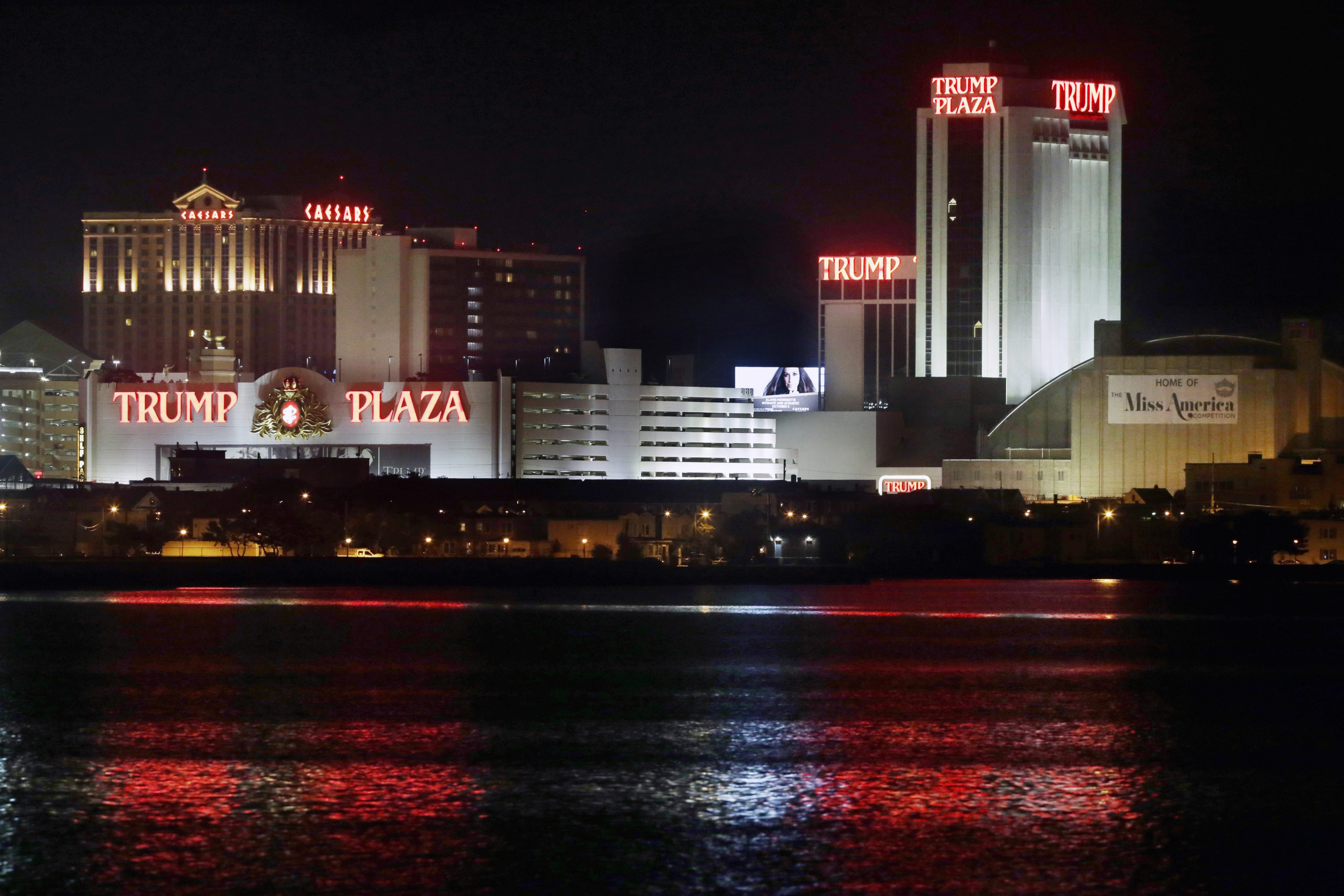 Atlantic City mayor: Tear down 'eyesore' of ex-Trump casino