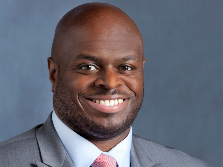 Tony Allen is the new president of Delaware State University. (Photo provided)