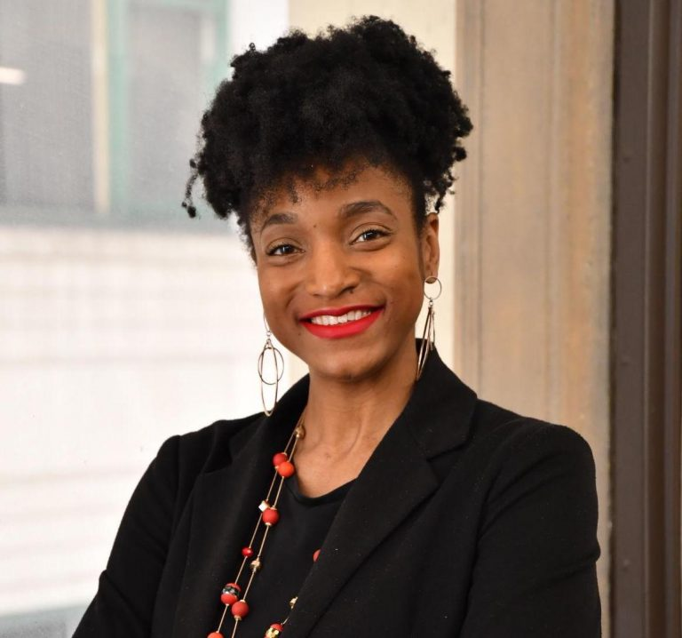 Keziah Cameron was appointed director of the office of Victim Services in November. (Abdul R. Sulayman/Philadelphia Tribune)