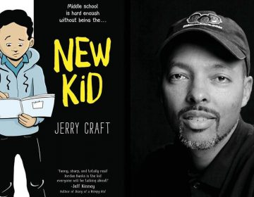 Jerry Craft was awarded the Newbery Award by the American Library Association for his book,