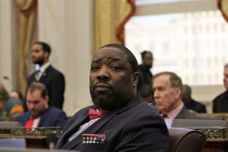 Philadelphia City Council member Kenyatta Johnson (Emma Lee/WHYY)
