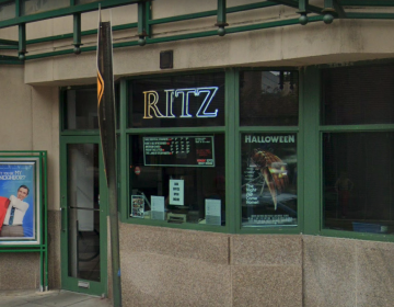 Ritz at the Bourse movie theater (Google Maps)